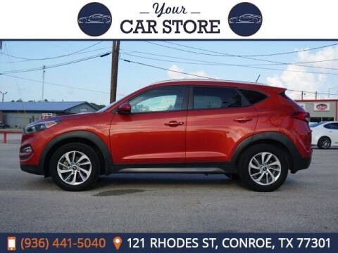2016 Hyundai Tucson for sale at Your Car Store in Conroe TX