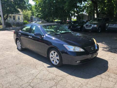 2009 Lexus ES 350 for sale at Emory Street Auto Sales and Service in Attleboro MA