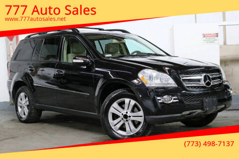 2007 Mercedes-Benz GL-Class for sale at 777 Auto Sales in Bedford Park IL