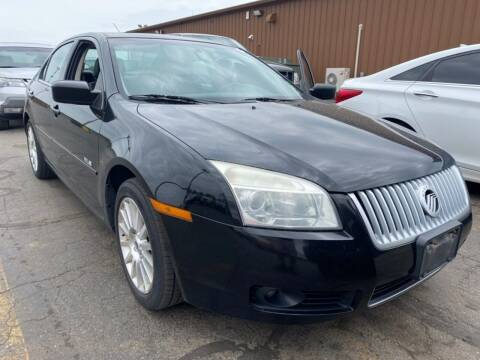 2008 Mercury Milan for sale at Best Auto & tires inc in Milwaukee WI