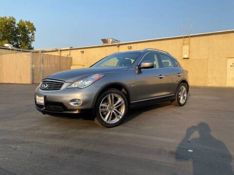 2014 Infiniti QX50 for sale at TOP QUALITY AUTO in Rancho Cordova CA