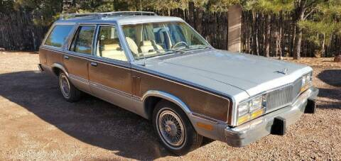 1980 Mercury Villager for sale at Classic Car Deals in Cadillac MI