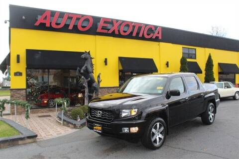 2014 Honda Ridgeline for sale at Auto Exotica in Red Bank NJ