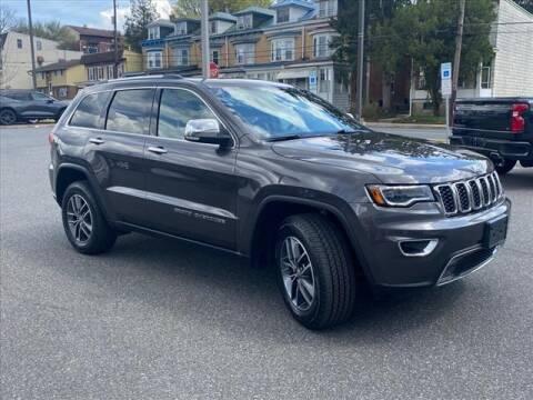 2018 Jeep Grand Cherokee for sale at Bob Weaver Auto in Pottsville PA