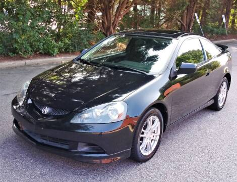 2006 Acura RSX for sale at Weaver Motorsports Inc in Cary NC