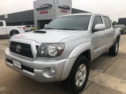 2011 Toyota Tacoma for sale at Eurospeed International in San Antonio TX