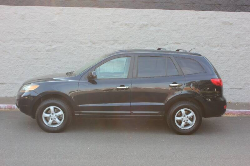 2007 Hyundai Santa Fe for sale at Al Hutchinson Auto Center in Corvallis OR