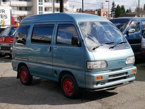 1992 Daihatsu Atrai Cruise 4X4 Turbo for sale at JDM Car & Motorcycle LLC in Seattle WA