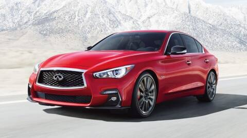 2021 Infiniti Q50 for sale at XS Leasing in Brooklyn NY
