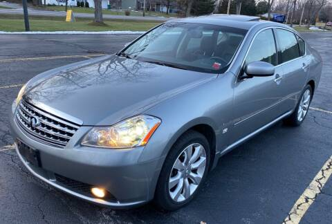 2007 Infiniti M35 for sale at Select Auto Brokers in Webster NY