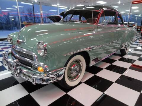 1951 Chevrolet DELUXE for sale at Wagner's Classic Cars in Bonner Springs KS