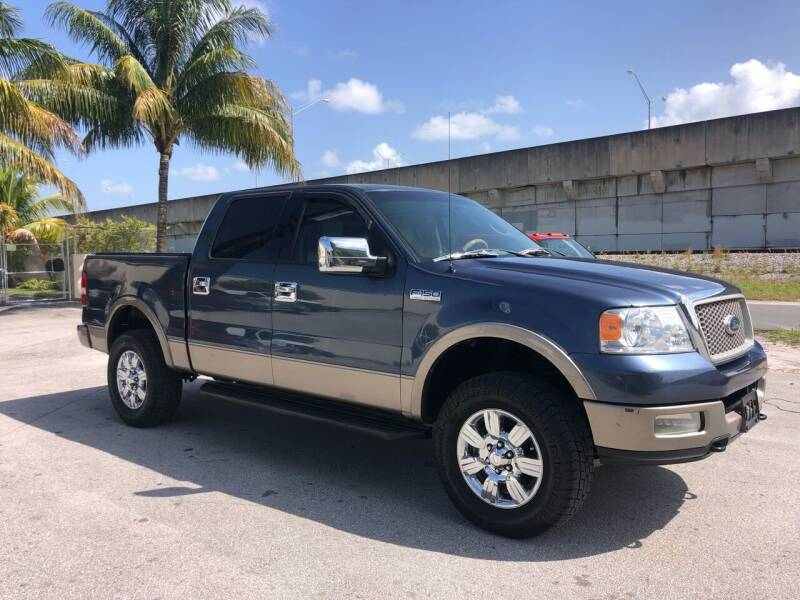 2004 Ford F-150 for sale at Florida Cool Cars in Fort Lauderdale FL