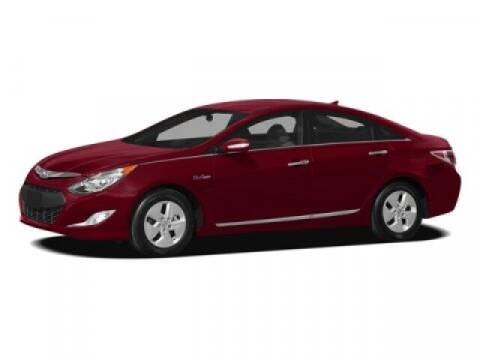 2012 Hyundai Sonata Hybrid for sale at The Back Lot in Lebanon PA