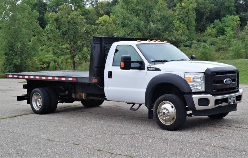 2016 Ford F-550 Super Duty for sale at KA Commercial Trucks, LLC in Dassel MN