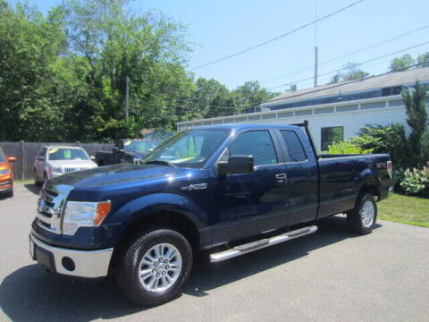 2011 Ford F-150 for sale at Auto Choice of Middleton in Middleton MA