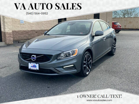2017 Volvo S60 for sale at Va Auto Sales in Harrisonburg VA