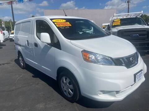 2017 Nissan NV200 for sale at Auto Wholesale Company in Santa Ana CA