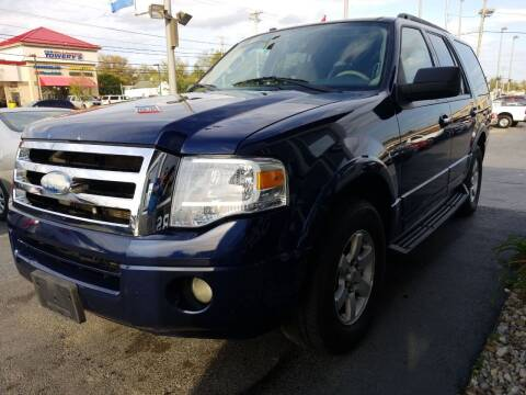 2009 Ford Expedition for sale at Martins Auto Sales in Shelbyville KY