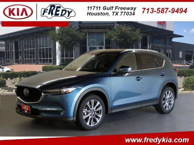 2019 Mazda CX-5 for sale at FREDY KIA USED CARS in Houston TX