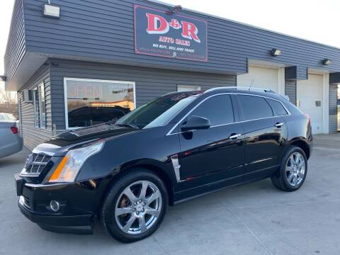 2010 Cadillac SRX for sale at D & R Auto Sales in South Sioux City NE
