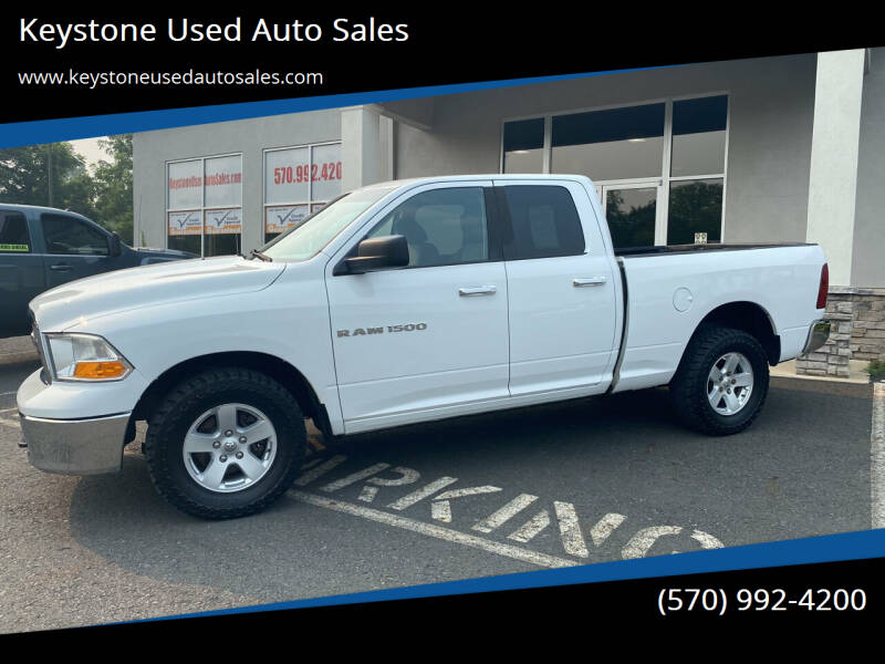 2011 RAM Ram Pickup 1500 for sale at Keystone Used Auto Sales in Brodheadsville PA