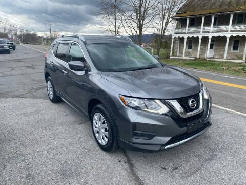 2017 Nissan Rogue for sale at THE AUTOMOTIVE CONNECTION in Atkins VA