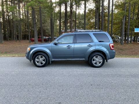2012 Ford Escape for sale at H&C Auto in Oilville VA