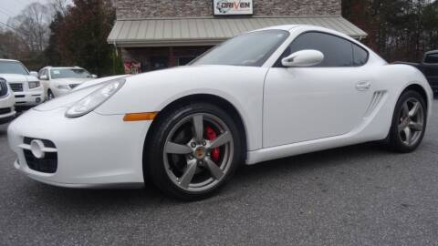 2006 Porsche Cayman for sale at Driven Pre-Owned in Lenoir NC