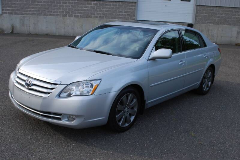 2007 Toyota Avalon for sale at New Milford Motors in New Milford CT