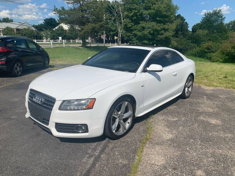 2011 Audi A5 for sale at Lux Car Sales in South Easton MA