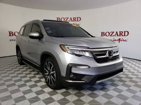 2019 Honda Pilot for sale at BOZARD FORD in Saint Augustine FL