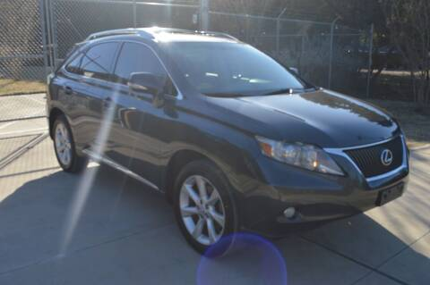 2010 Lexus RX 350 for sale at Coleman Auto Group in Austin TX