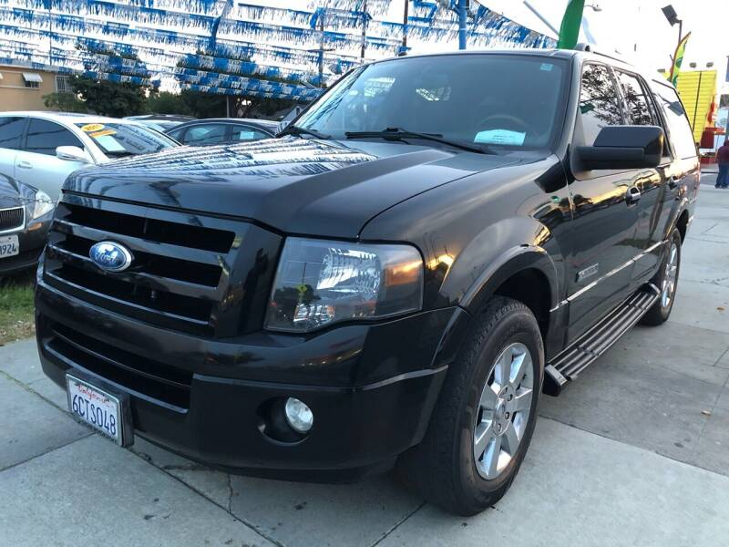 2007 Ford Expedition for sale at Plaza Auto Sales in Los Angeles CA