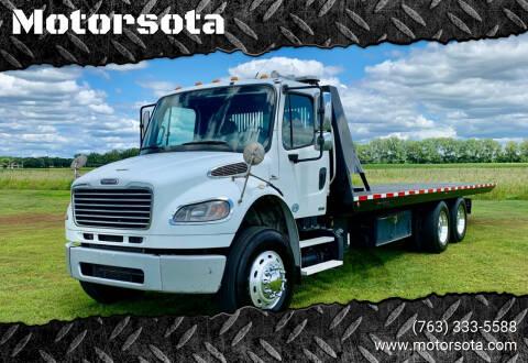 2012 Freightliner M2 106 for sale at Motorsota in Becker MN