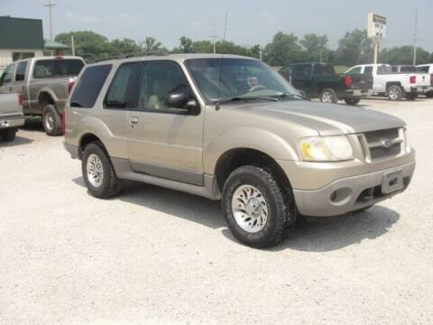 2001 Ford Explorer Sport for sale at Frieling Auto Sales in Manhattan KS