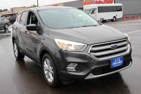 2017 Ford Escape for sale at L & L MOTORS LLC - REGULAR INVENTORY in Wisconsin Rapids WI