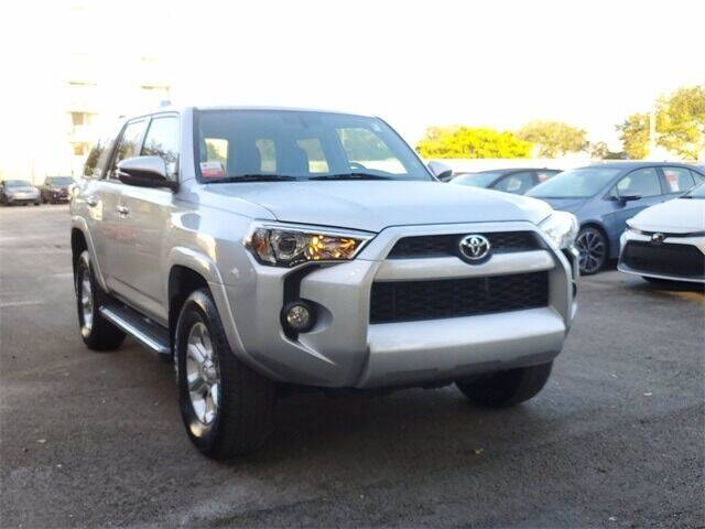 2018 Toyota 4Runner for sale at Selecauto LLC in Miami FL