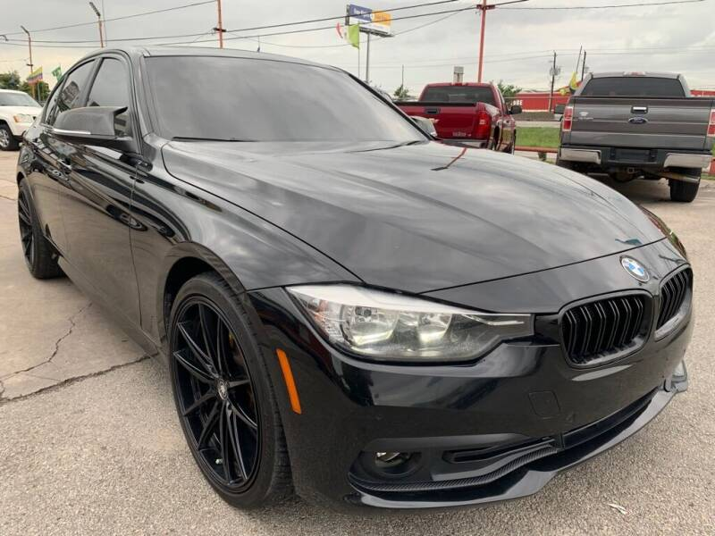 2016 BMW 3 Series for sale at JAVY AUTO SALES in Houston TX