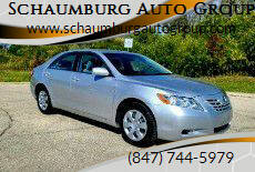 2008 Toyota Camry for sale at Schaumburg Auto Group in Schaumburg IL