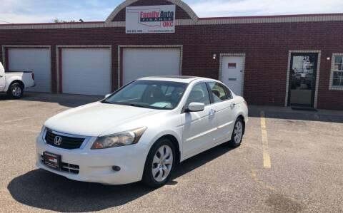2008 Honda Accord for sale at Family Auto Finance OKC LLC in Oklahoma City OK