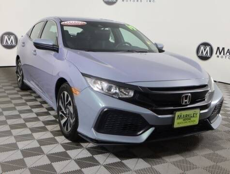 2019 Honda Civic for sale at Markley Motors in Fort Collins CO