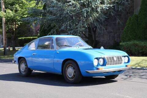 1967 Lancia Fulvia for sale at Gullwing Motor Cars Inc in Astoria NY