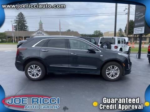 2020 Cadillac XT5 for sale at JOE RICCI AUTOMOTIVE in Clinton Township MI