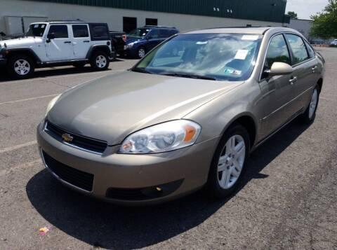 2006 Chevrolet Impala for sale at Penn American Motors LLC in Emmaus PA