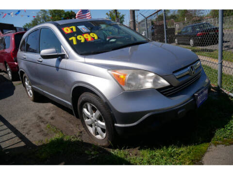 2007 Honda CR-V for sale at MICHAEL ANTHONY AUTO SALES in Plainfield NJ