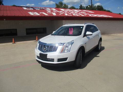 2015 Cadillac SRX for sale at DFW Auto Leader in Lake Worth TX