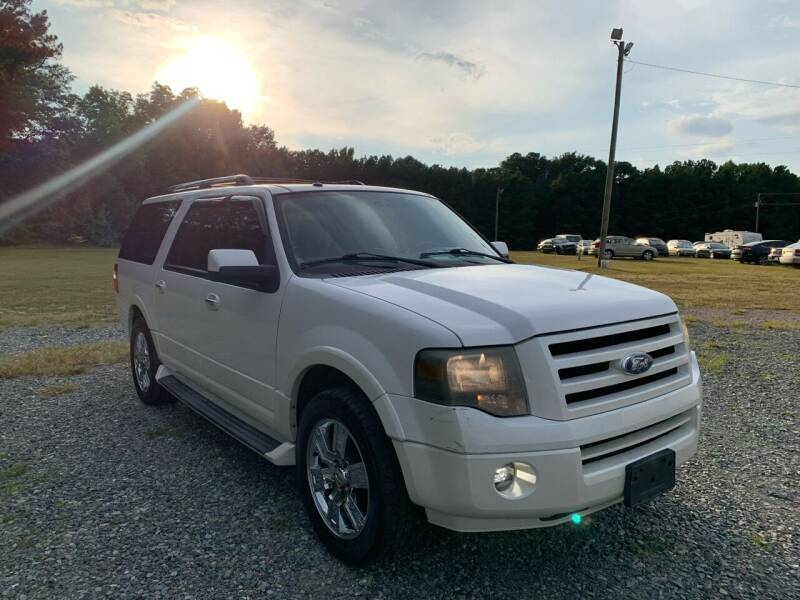 2009 Ford Expedition EL for sale at Sanford Autopark in Sanford NC