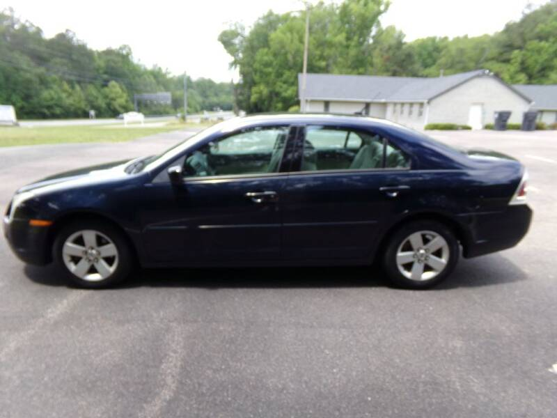 2008 Ford Fusion for sale at West End Auto Sales LLC in Richmond VA