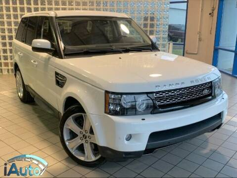 2012 Land Rover Range Rover Sport for sale at iAuto in Cincinnati OH