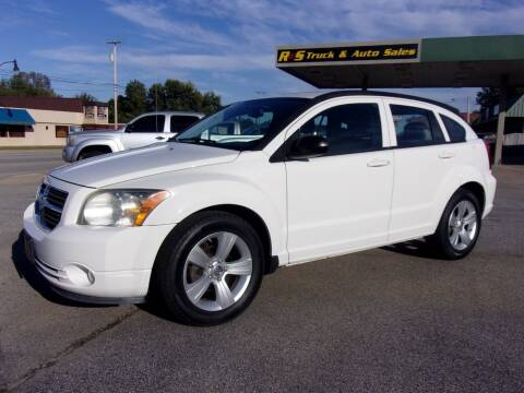 2010 Dodge Caliber for sale at R & S TRUCK & AUTO SALES in Vinita OK